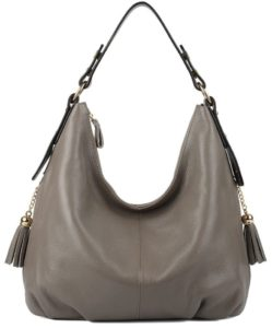 20. A hobo bag that's as functional as it is attractive.