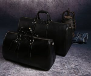 25. A large duffle bag so you can look chic on a trip. You'll get some great travel photos for the 'gram with this one.