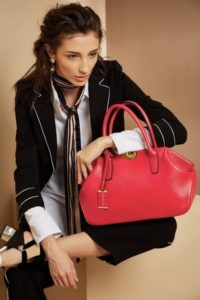 28. A doctor bag that could easily be mistaken for a designer piece.