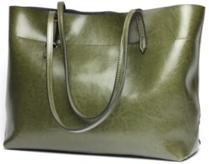 8. A tote with different compartments so you can actually find your stuff without digging through the entire thing.