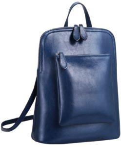 9. A slim, convertible backpack that's more spacious than it looks.