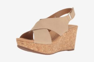 Clarks Women's Eirwyn Wedge Sandal