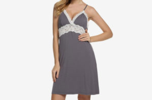 Ekouaer Sleepwear Womens Chemise Nightgown