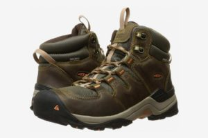 Keen Women's Gypsum Ii Mid Wp-w Boot