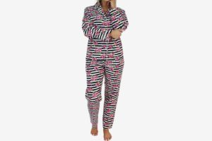 PajamaMania Women's Sleepwear Flannel Long Sleeve Pajamas