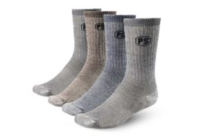 People Socks 71% Premium Merino Wool Crew Socks