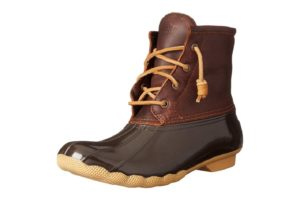 Sperry Top-Sider Women's Saltwater Duck Boots