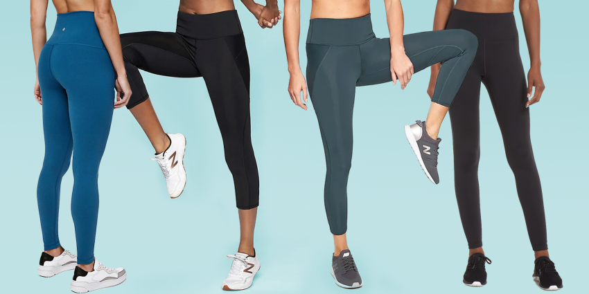 The Best Yoga Pants for Women on Amazon, According to Hyperenthusiastic Reviewers